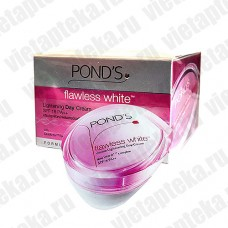 Отбеливающий крем PONDS Pond's Flawless White Skin Whitening DAY (Вьетнам)