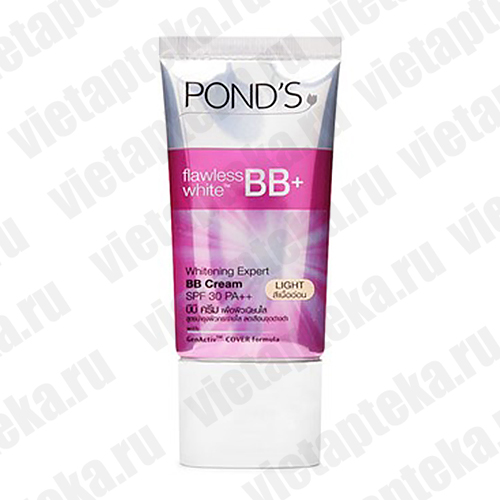Купить Отбеливающий крем PONDS Pond's Flawless White Skin Whitening DAY (Вьетнам)
